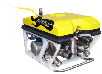 ECA Hytec H300 mkII ROV for underwater surveys and inspections