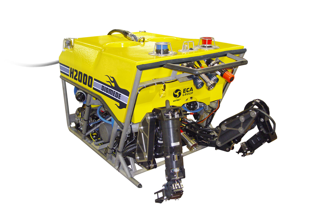 ROV Innovations, ECA Hytec, H2000