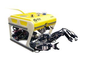 ECA Hytec H1000 ROV for underwater surveys and inspections